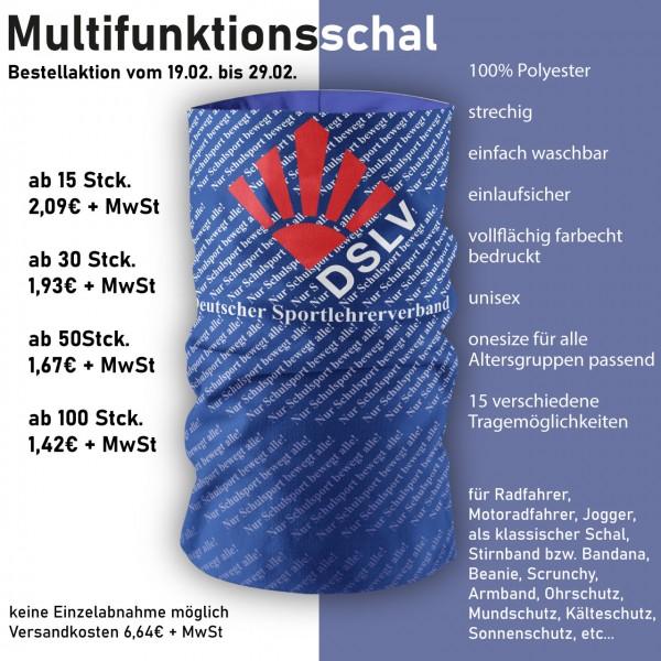Multifunktionsschal