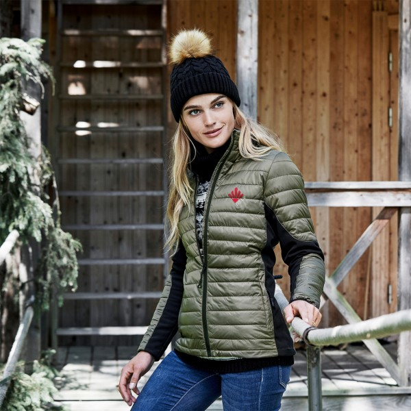 DSLV Damen Crossover Jacket