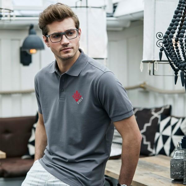 DSLV Luxury Stretch Herren Polo