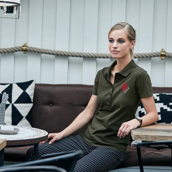 DSLV Luxury Stretch Damen Polo