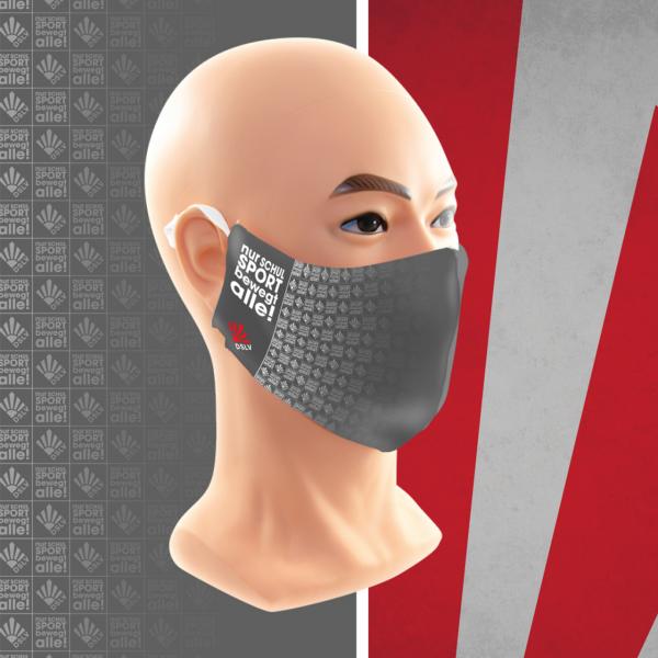 DSLV Mundschutzmaske (solange der Vorrat reicht)